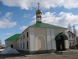 Богатовская церковь