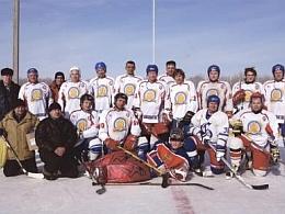 Ветераны хоккея